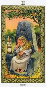 Tarot Of Druids (ITA)